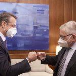 Αισιοδοξία του για τις προοπτικές ανάκαμψης της ελληνικής οικονομίας