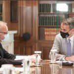 Werner Hoyer: Σας συγχαίρω για την τεράστια πρόοδο που έχει σημειωθεί υπό την ηγεσία σας